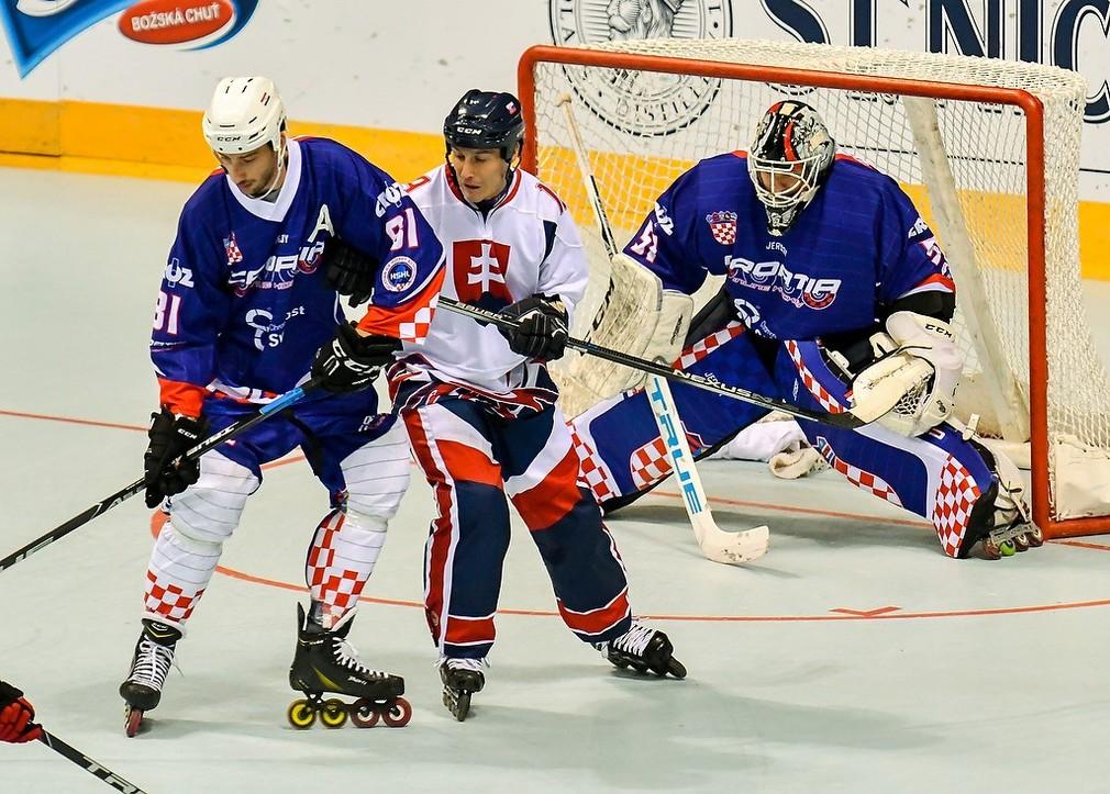 MS Inline Slovensko vs Chorvátsko
