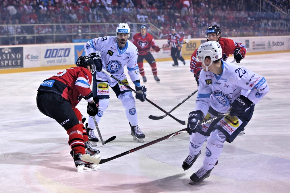5.finále Slovnaft play-off HC '05 iClinic Banská Bystrica - HK Nitra