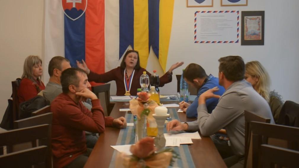 Zasadnutie obecného zastupiteľstva v obci Fekišovce