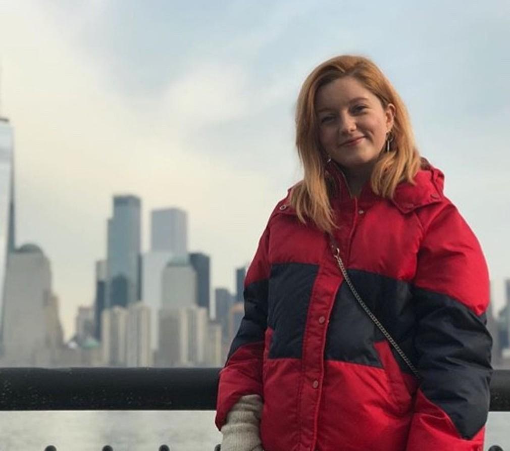 <p>Záver roka zakončila v americkom New Yorku.</p>