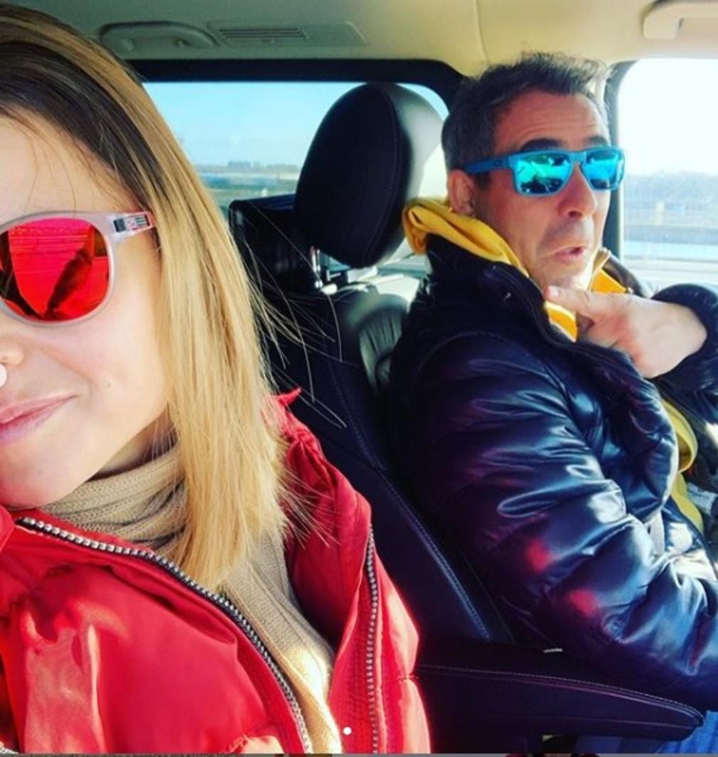 Nela Pocisková a Filip Tůma