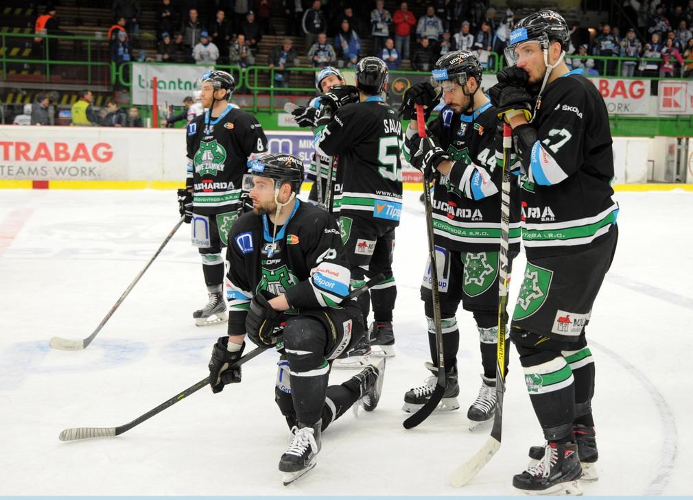 4.štvrťfinále Play-off HC Nové Zámky - HK Nitra