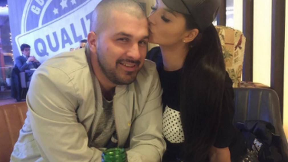 Zuzana Plačková s manželom