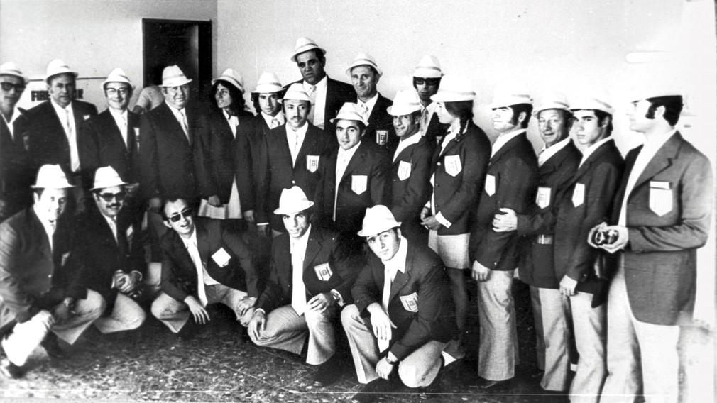 Mníchov 1972 teroristický útok Izraelskí športovci