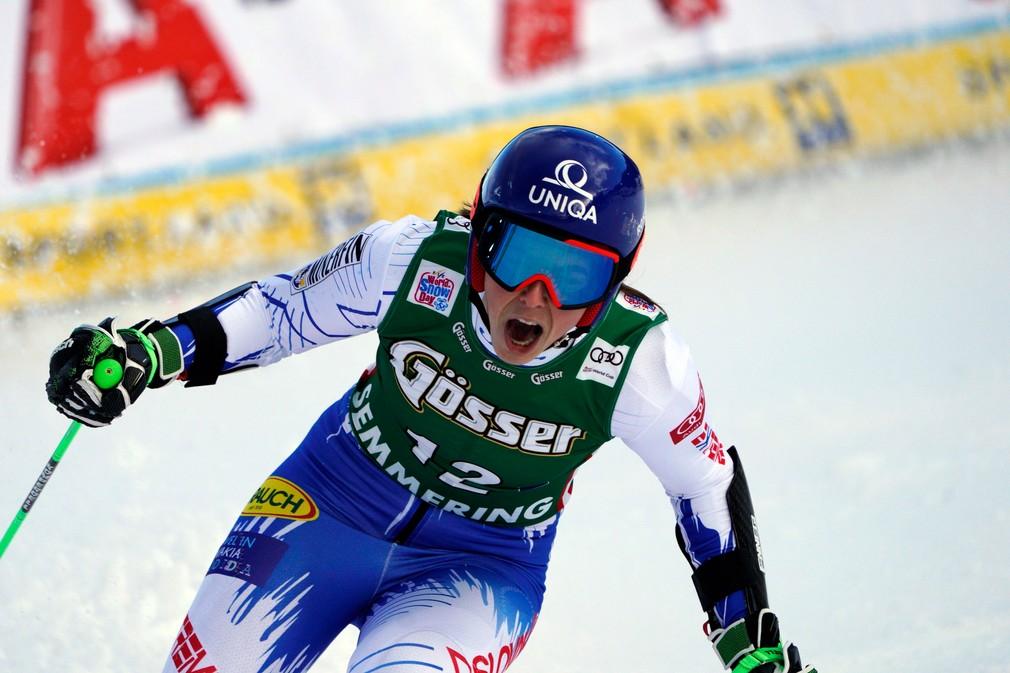 Slalom Petra Vlhová