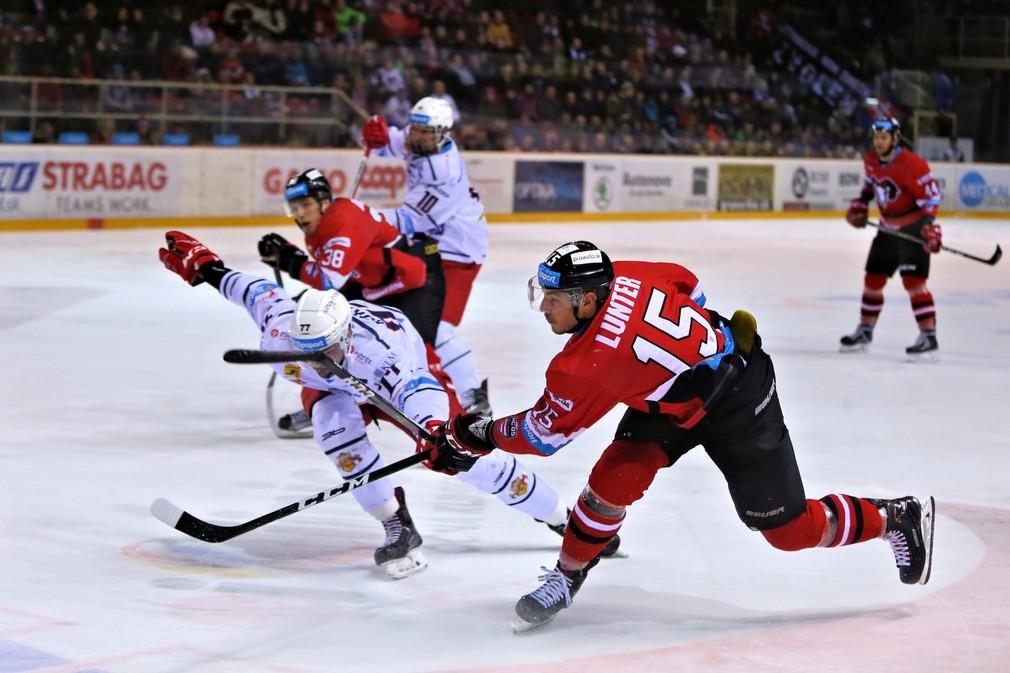 24.kolo TL HC '05 iClinic Banská Bystrica - HKM Zvolen