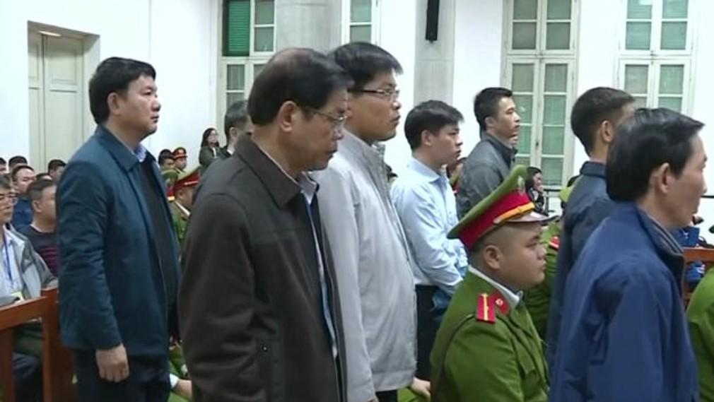 Únos Vietnamca