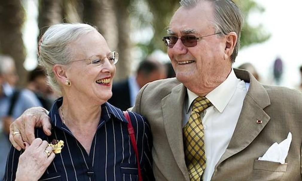 Henrik a Margarethe