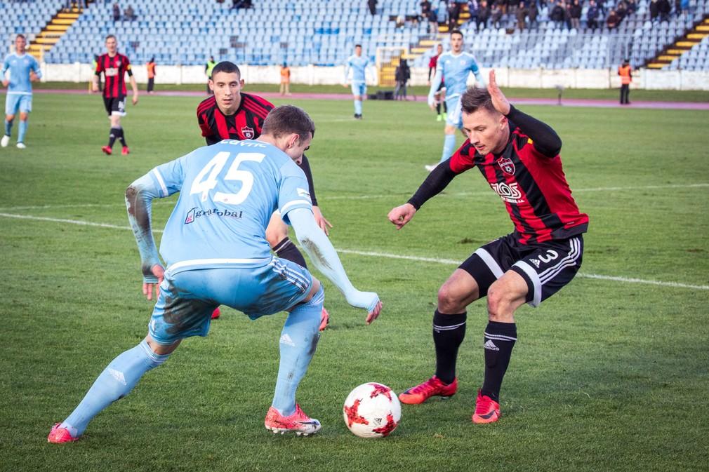 16.kolo FL ŠK Slovan Bratislava - FC Spartak Trnava