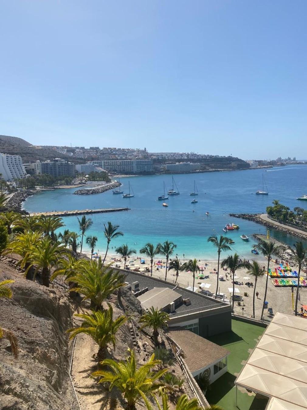 Kanárske ostrovy, Gran Canaria