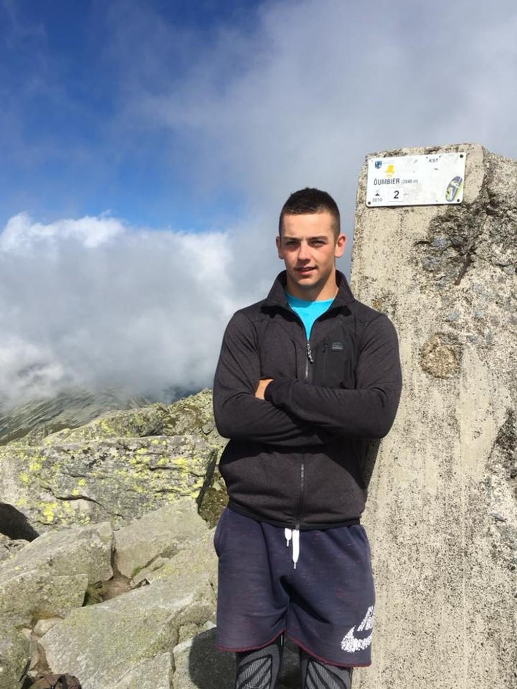 Nečakaná smrť slovenského hokejistu. Vo veku 21 rokov zomrel Kristián Lunter
