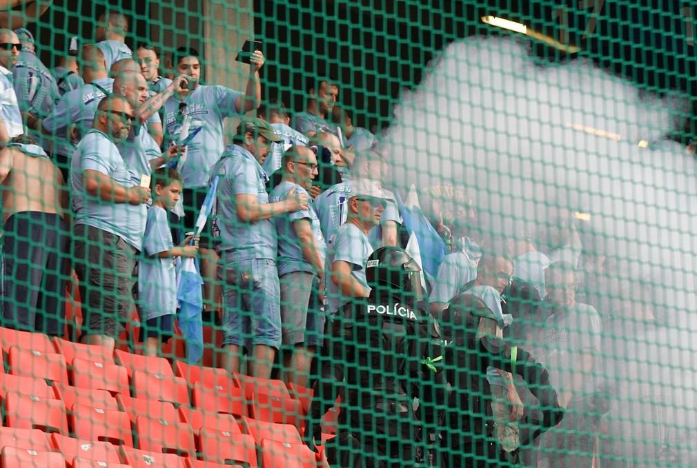 Finále Slovnaft Cupu ŠK Slovan Bratislava - MFK Ružomberok