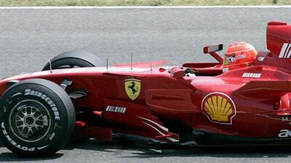 Schumacher návrat F1