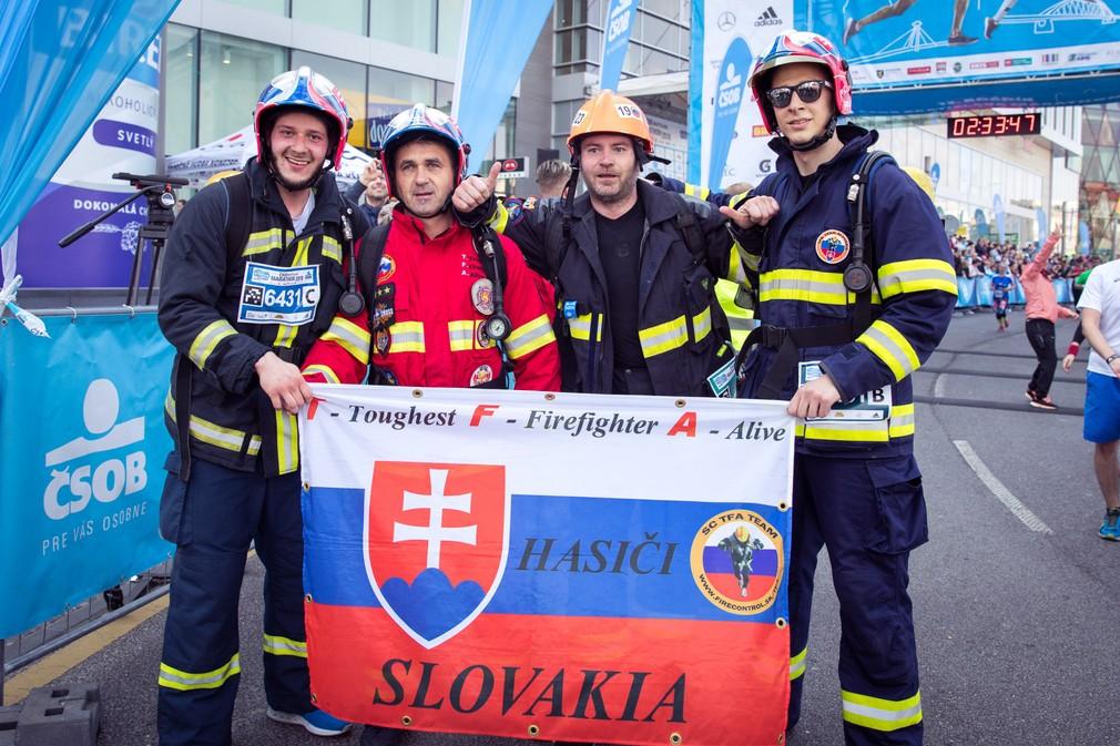 Maratón v Bratislave