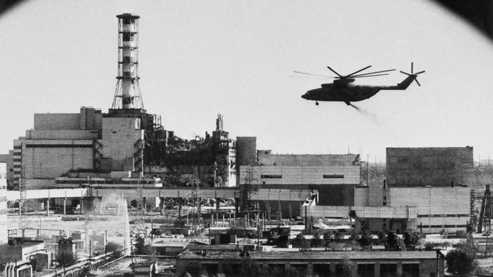 Černobyľská jadrová elektráreň