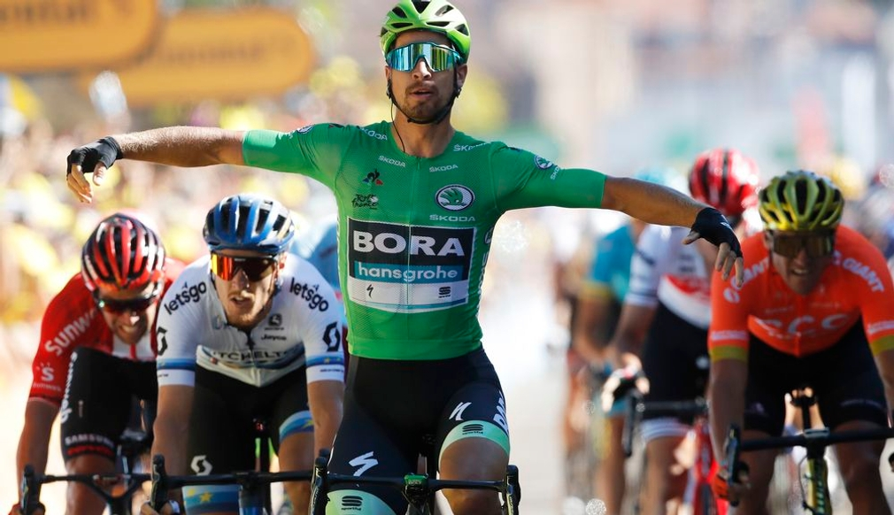 Sagan víťaz 5.etapy TdF