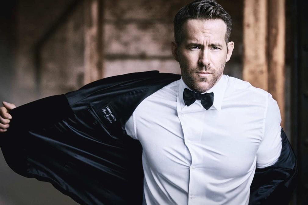 Ryan Reynolds dnes