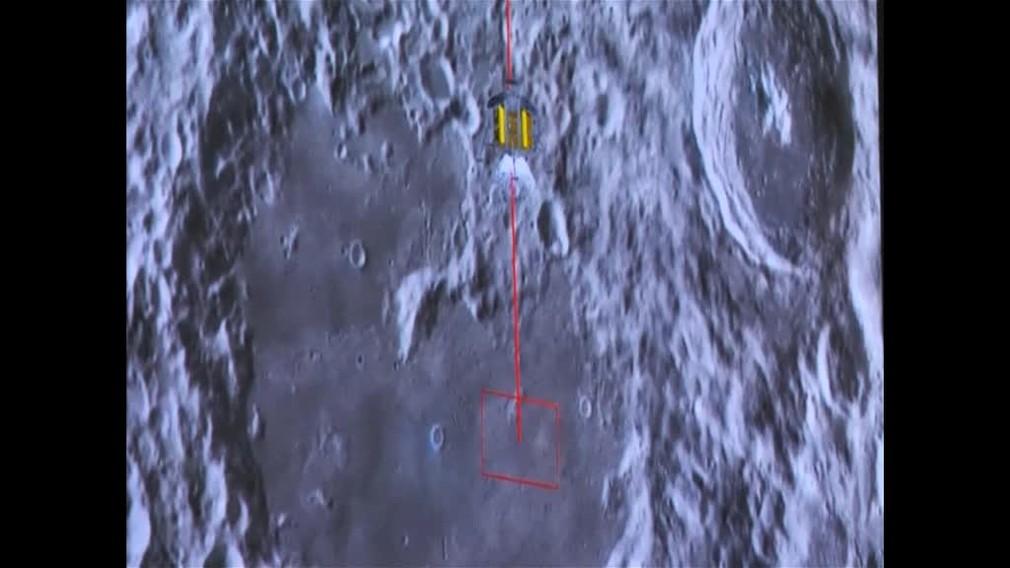 Číňania sa ako prví dostali na odvrátenú stranu Mesiaca