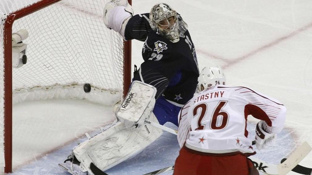 NHL All Stars Game 2011
