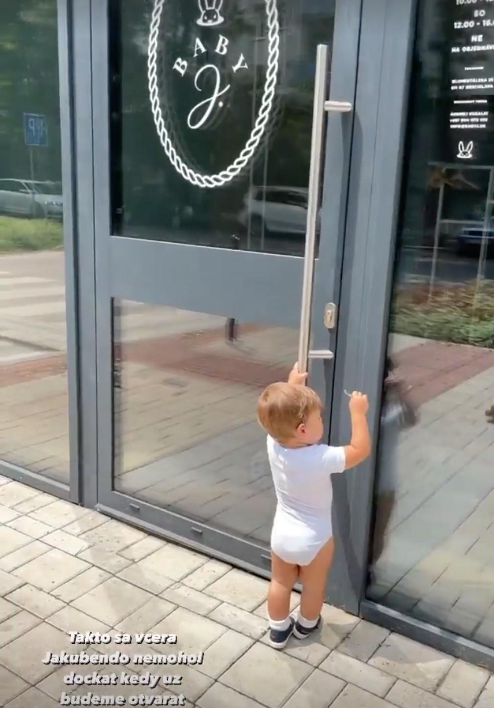 Dominika Cibulkova si otvára obchod