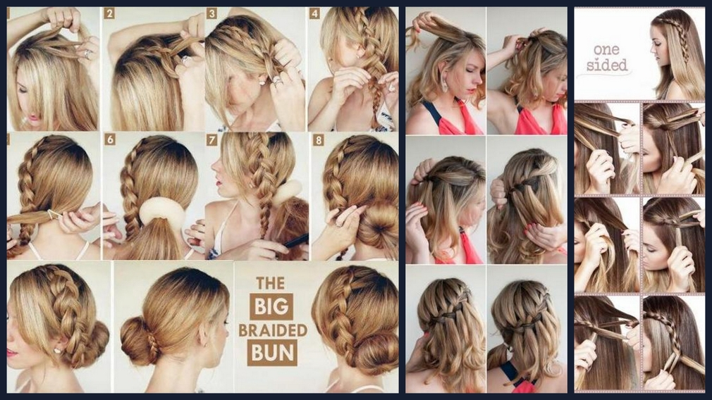 Účesy tipy dlhé vlasy návod