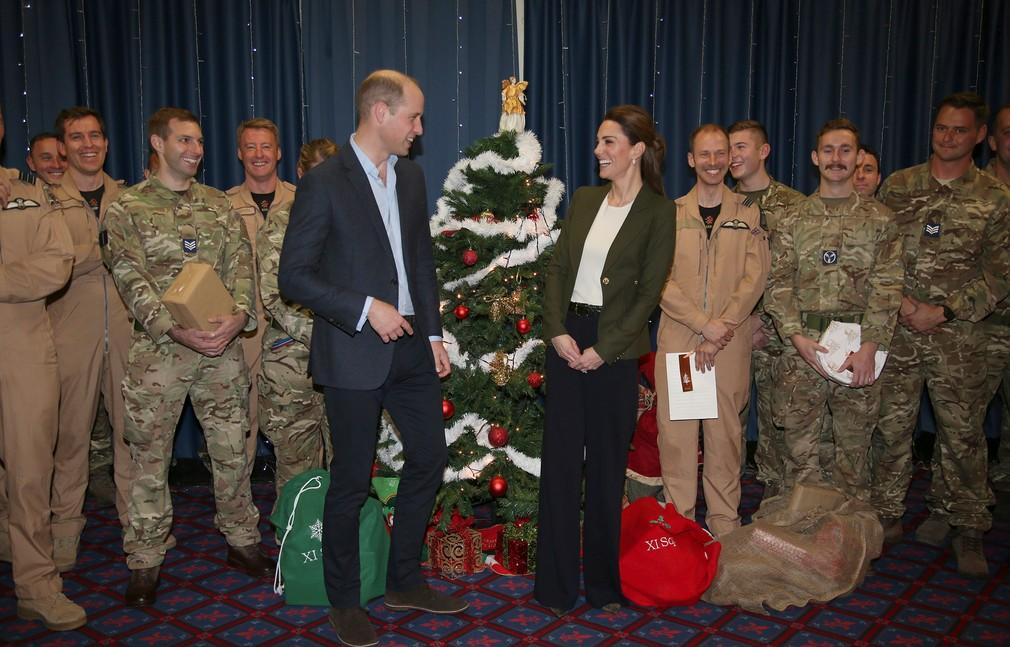 Kate a William s vojakmi