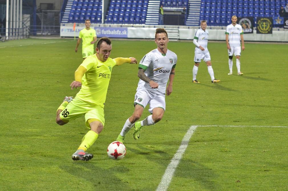 13.kolo FL 1. FC Tatran Prešov - MŠK Žilina