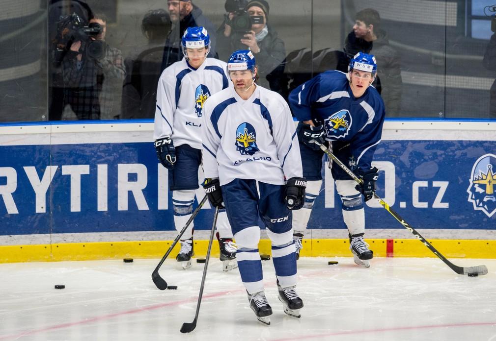 Jaromír Jágr, Kladno, hokej