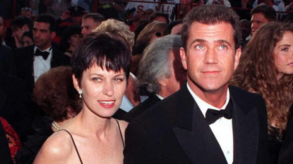 Mel Gibson a Robyn Gibson