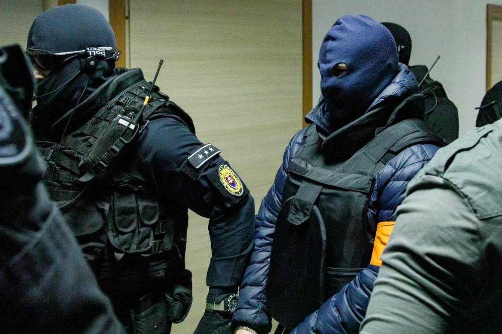 Zoltán Andruskó pred súdom