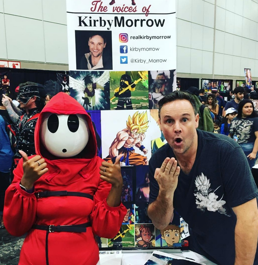 Kirby Morrow