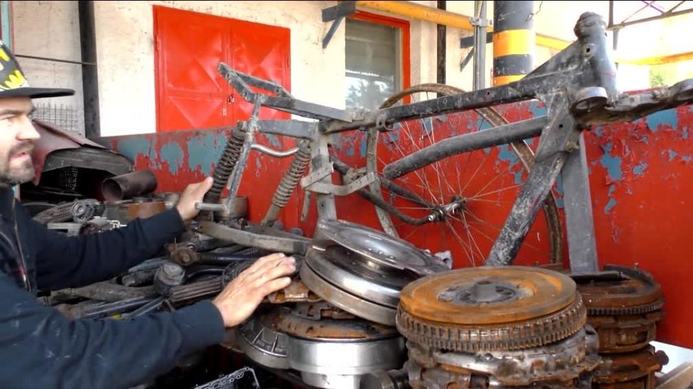 [multi] Pašovaná motorka 1250