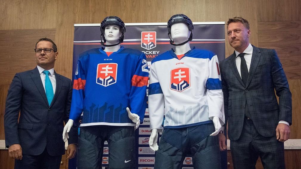 Nové logo hokejisti