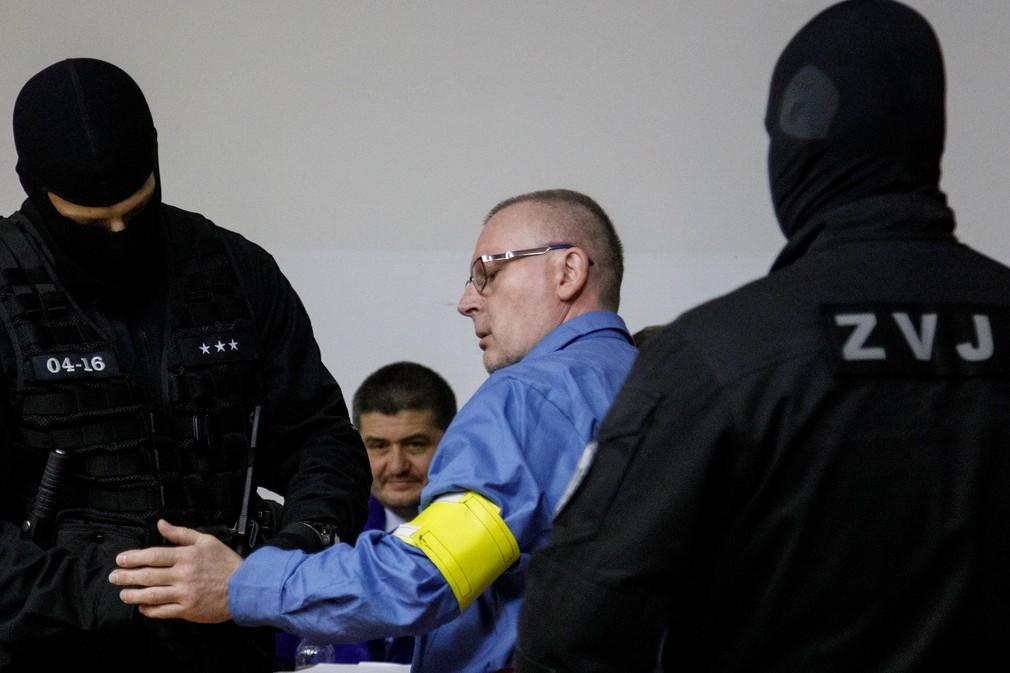 Súd o prípade prípravy vraždy Sylvie Volzovej