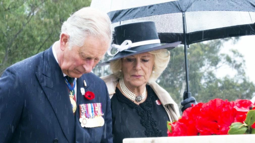 Princ Charles a vojvodkyňa Camilla