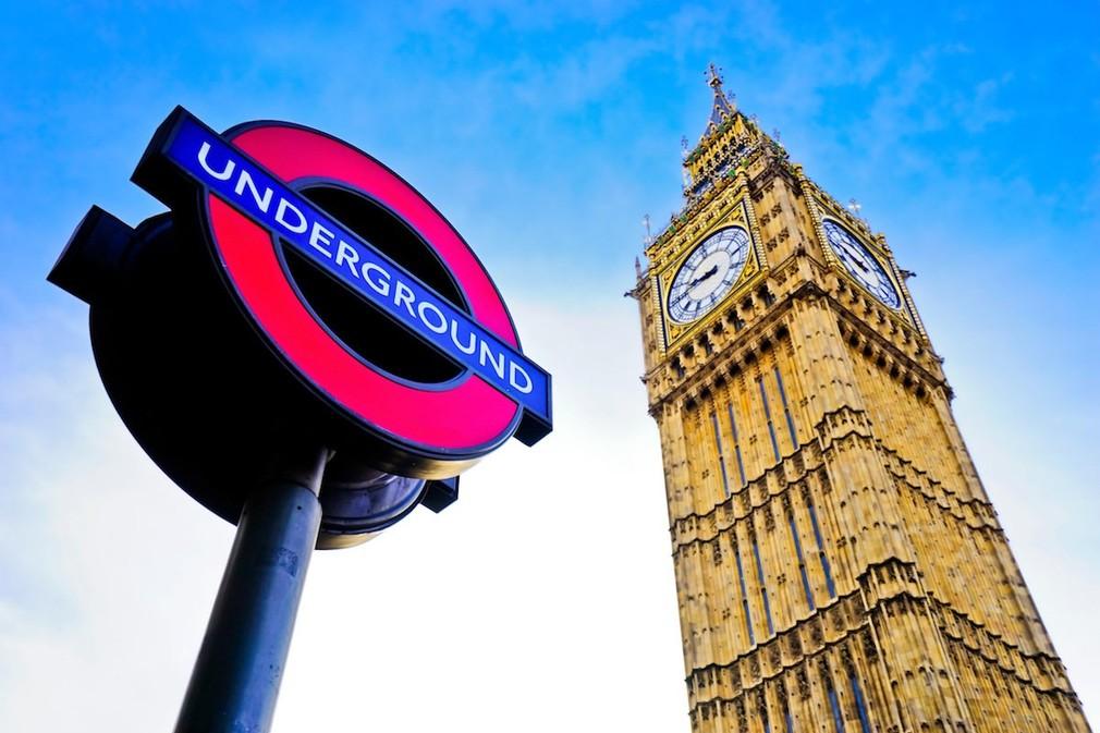 Metro v Londýne