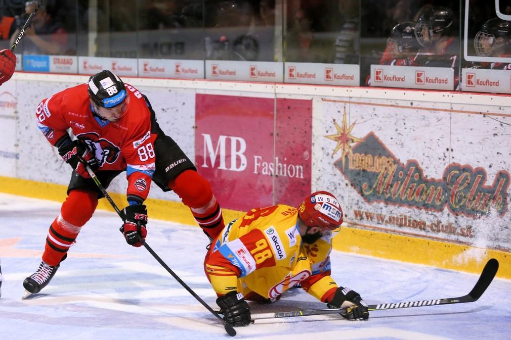 6.finále play-off HC '05 iClinic Banská Bystrica - HK Dukla Trenčín