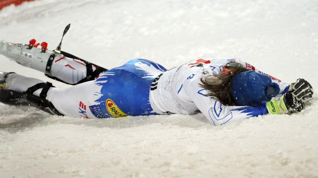 Petra Vlhová vyhrala slalom vo Flachau