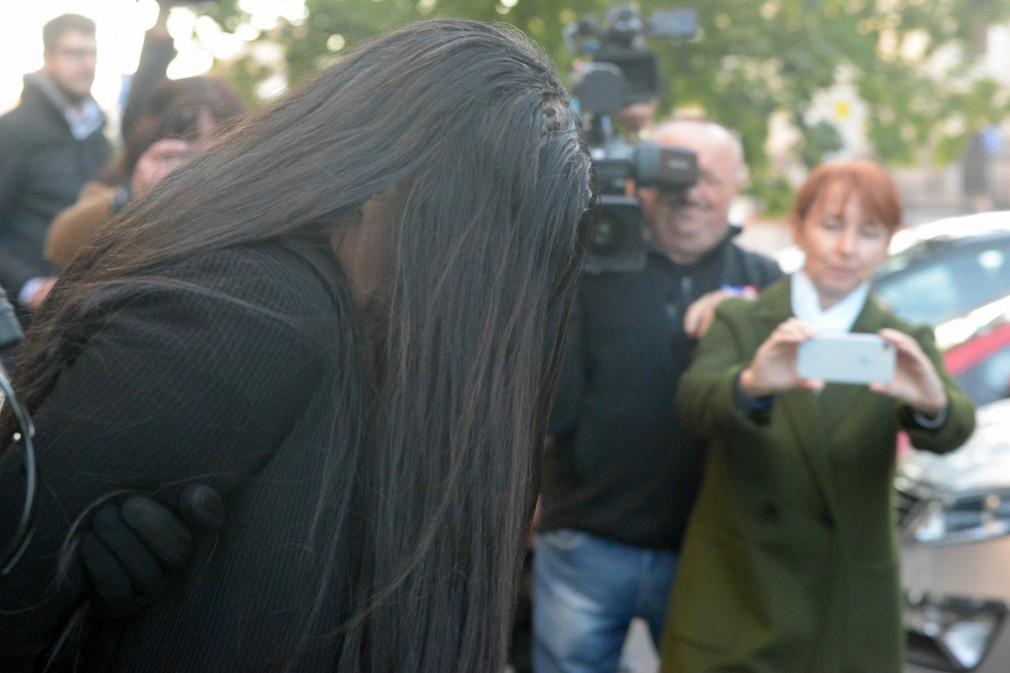 Alena Zs., obvinená v prípade vraždy Jána Kuciaka, na ŠTS v Banskej Bystrici
