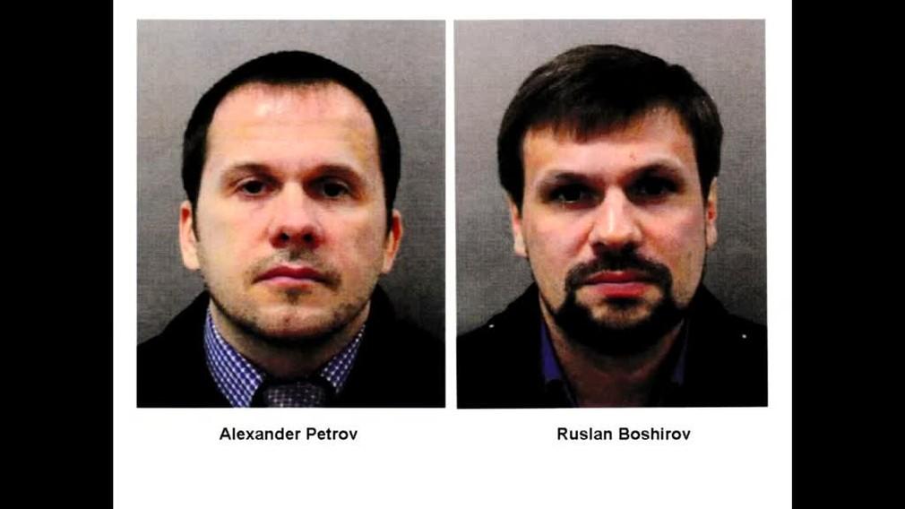 Británia vydala európsky zatykač na dvojicu Rusov. Podozrieva ich z útoku na Skripaľa4681