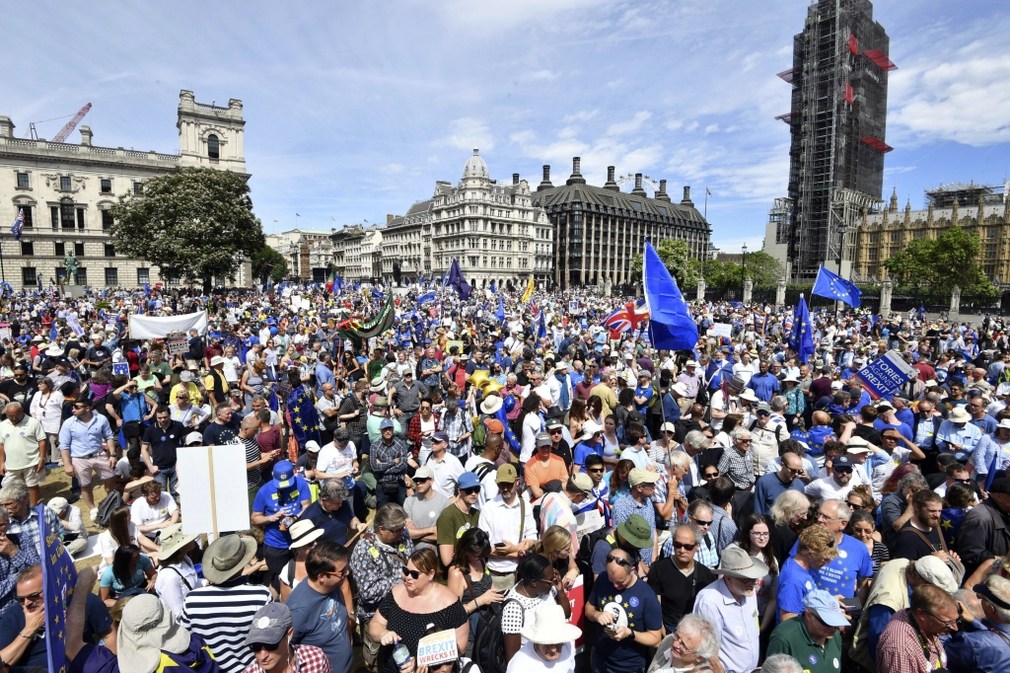 Protest Brexit
