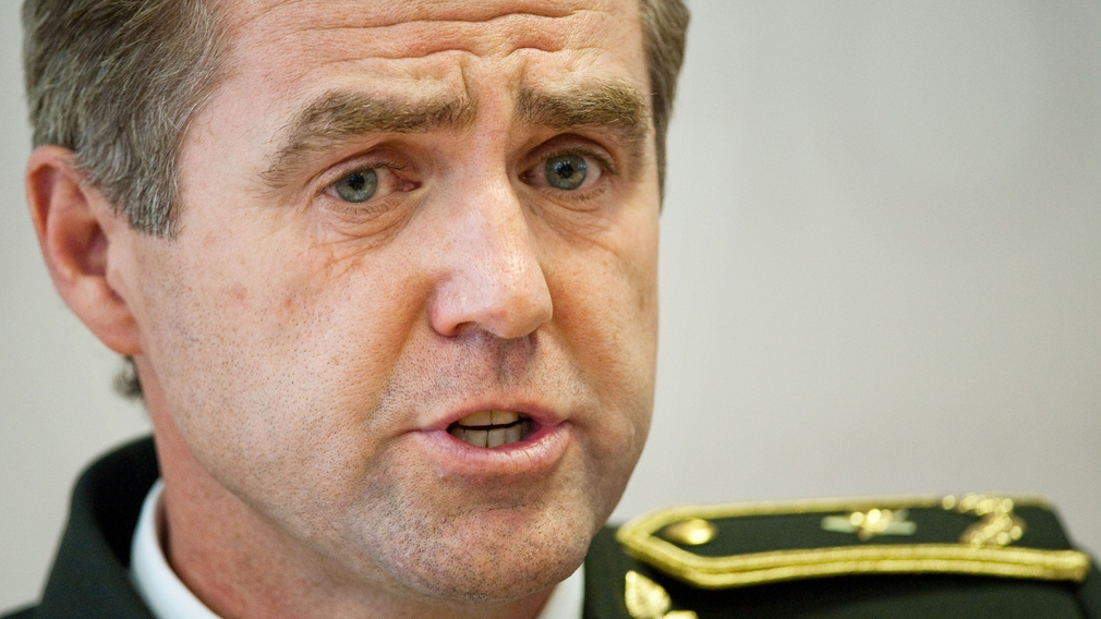 Tibor Gašpar policajný prezident