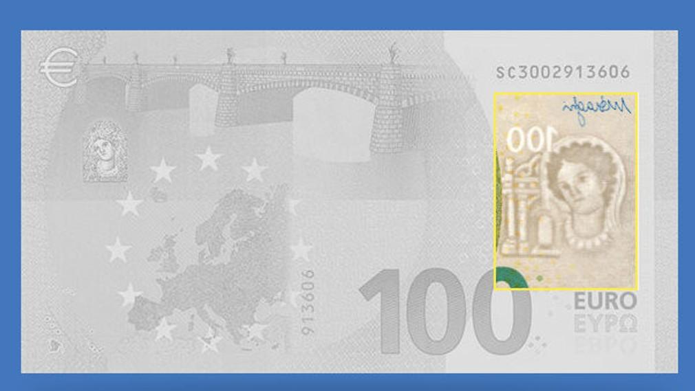 Nové ochranné prvky bankoviek