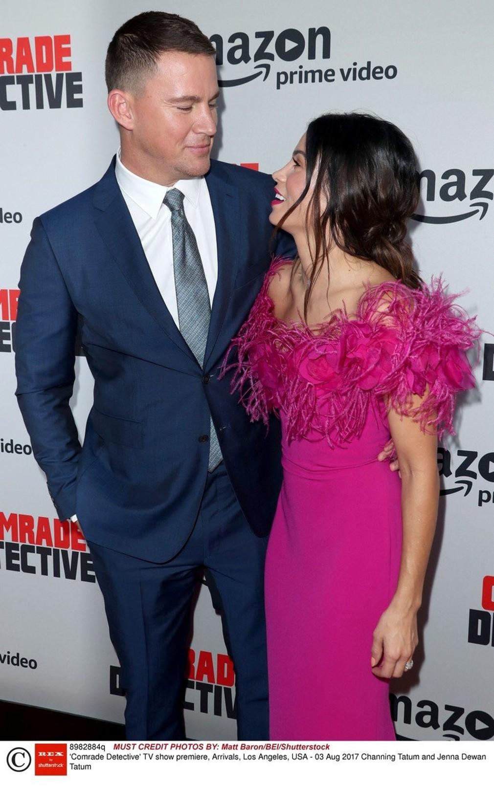 Channing Tatum a Jenna Dewan