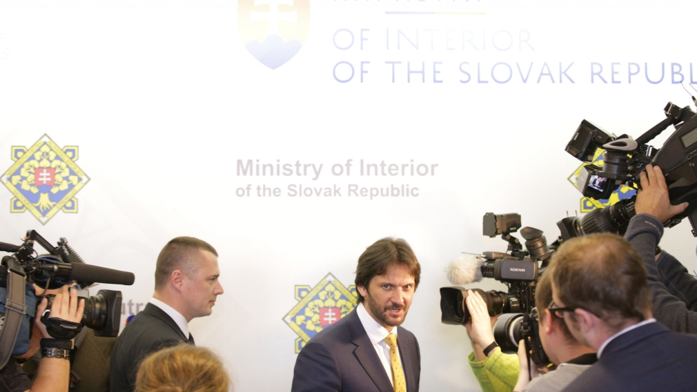Robert Kaliňák rezignoval 6