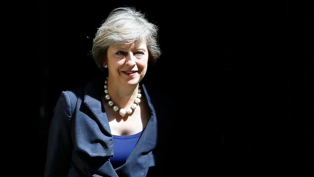 Theresa May, nová britská premiérka