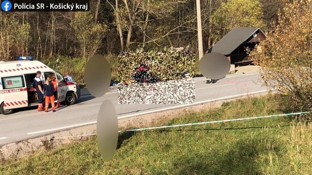 Jazda motorkárov skončila tragédiou. O život prišiel 47-ročný Košičan