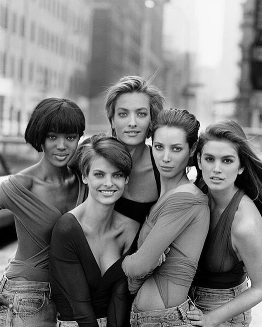 supermodelky 90.rokov