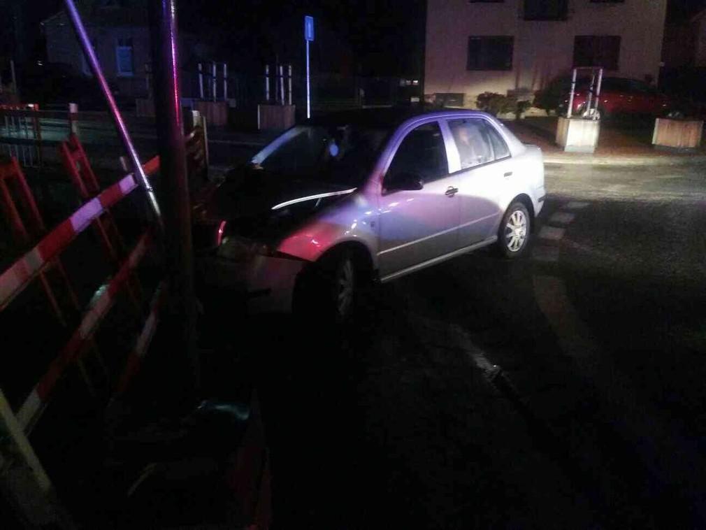 Nehoda, Limbach