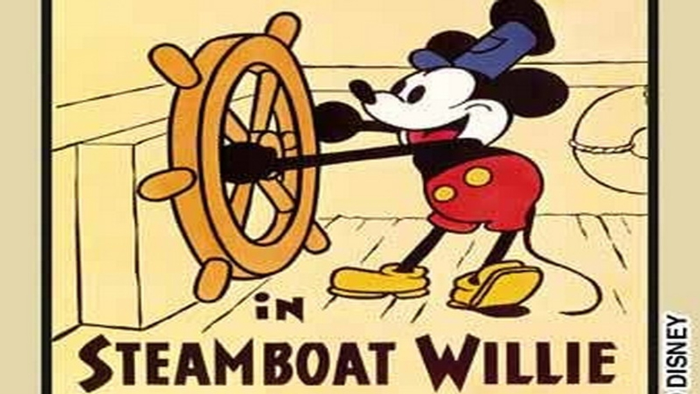 mickey mouse ako kormidelnik:)